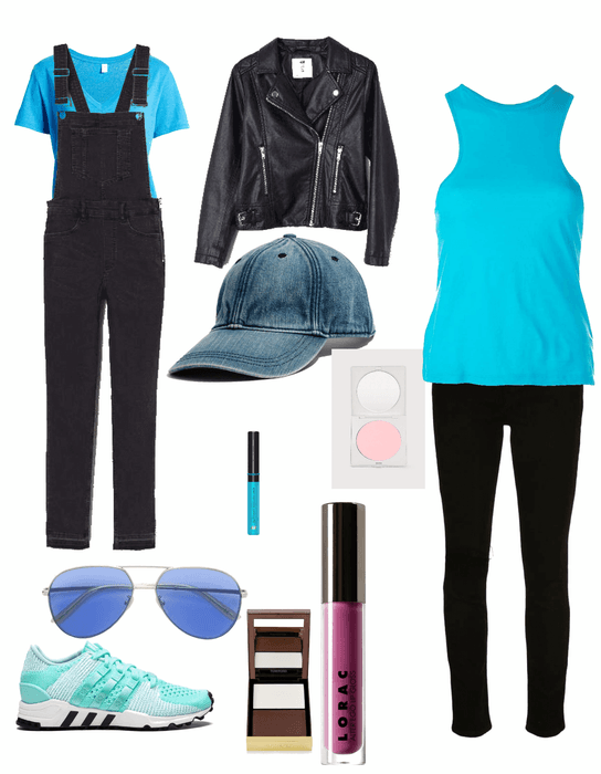 Ovarian Cancer Awareness outfit