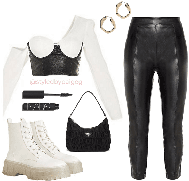 𝖘𝖕𝖎𝖈𝖎𝖓𝖌 𝖚𝖕 the 'smart / casual' look ♡