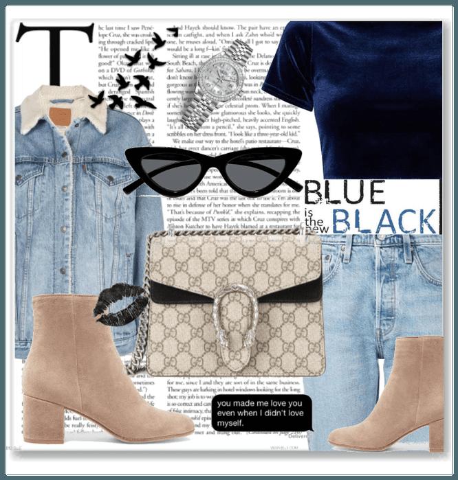 blue-new black