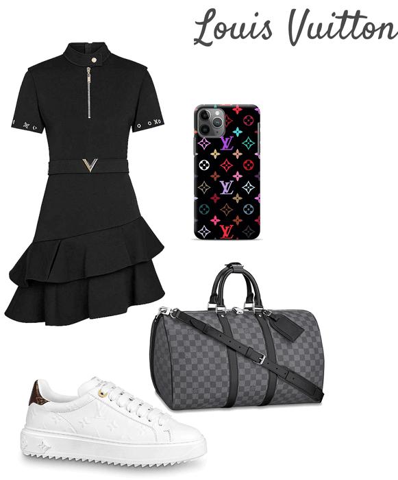 Louis Vuitton style