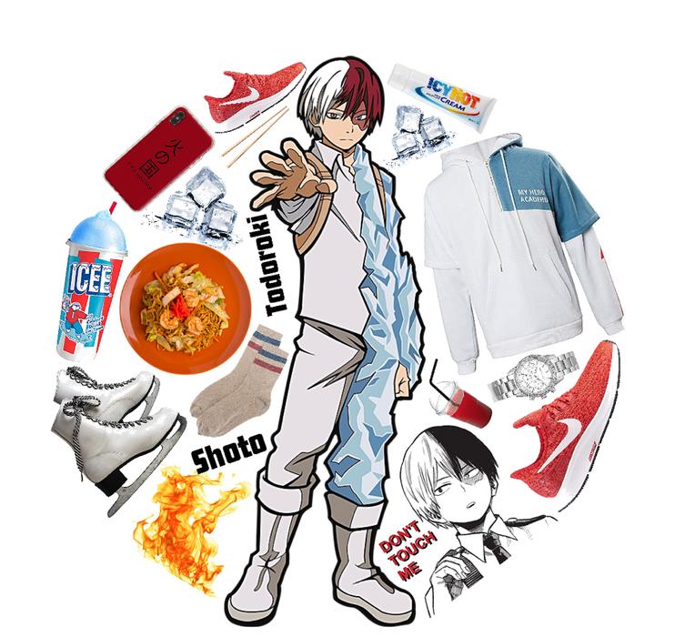 MY HERO ACADEMIA: Shoto Todoroki