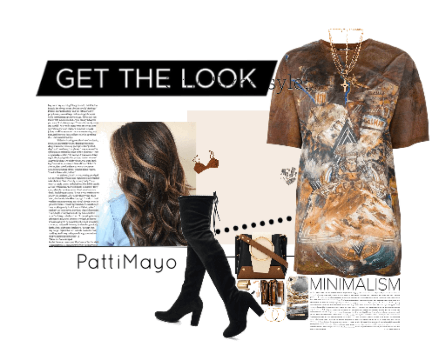 PattiMayo Fall Street Chic