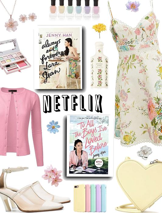 Jenny Han/Netflix movie / inspiration