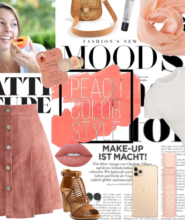 Peaches and Cream Style