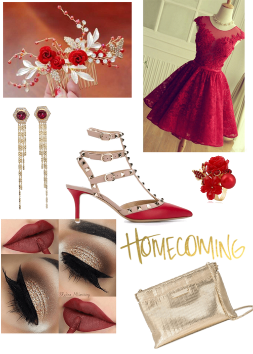 Red - Homecoming #1