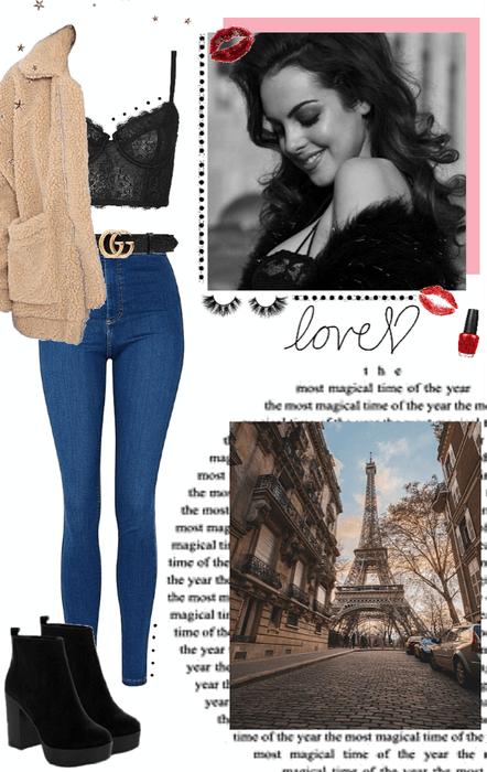 Paris cutie