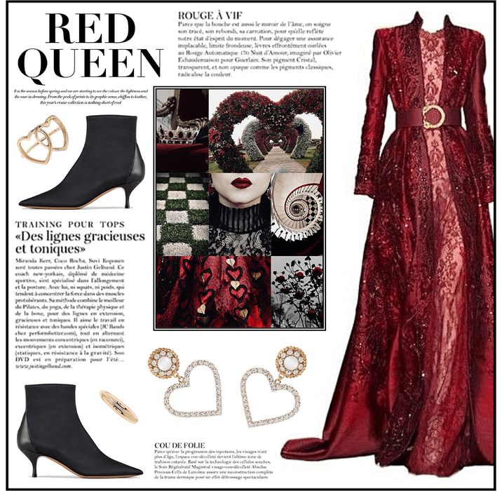 The Red Queen Costume - Contest