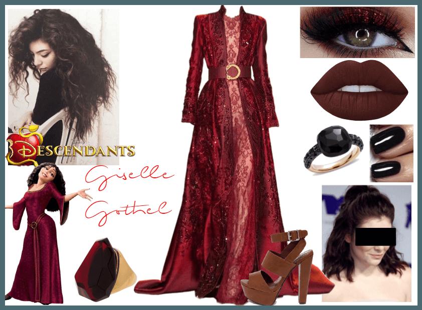 Giselle Gothel - Coronation
